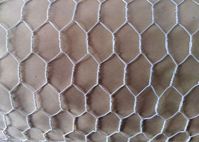 Grillage hexagonal 0.9mm*1/2 » * 4ft * 30m de poulet de grillage tissé par PVC